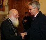 Архиепископ Иеромим после встречи с послом США: Если кто-то из Предстоятелей позовет нас, я скажу «нет»