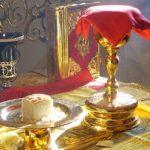 Объяснение молитвы перед причащением Святых Христовых Тайн